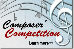 Composer' Competition - Learn more