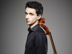 Stéphane Tétreault, cello