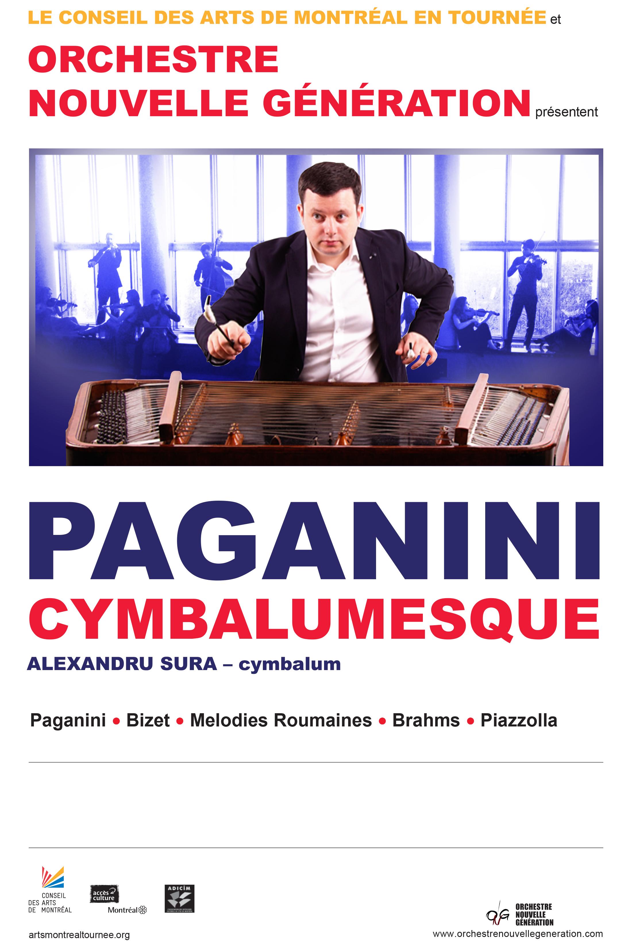 Paganini Cymbalumesque